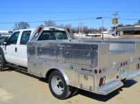 Contractor Component Truck Bodies - CP 122