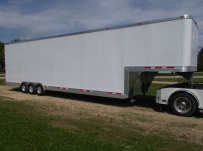 Gooseneck Automotive All Aluminum Enclosed Trailers - GNA 35C