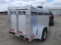 Dual Line Small Livestock Trailers - DL 23