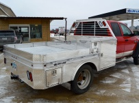 Contractor Component Truck Bodies - CP 121