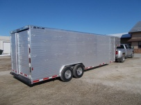 Commercial Double Deck Livestock Trailers - GNDD 44