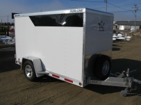 Dual Line Enclosed Cargo Trailers - DLENC 17B