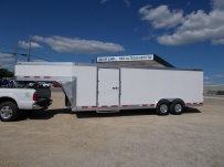 Gooseneck Enclosed Cargo Trailers - GNDF 47