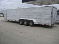 Commercial Double Deck Livestock Trailers - GNDD 36B