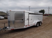 Showmaster Low Profile Small Livestock Trailers - BPLPSM 31B