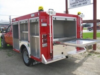 Rescue Body Aluminum Truck Bodies - RFB 41