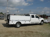 Contractor Component Truck Bodies - CP 88B