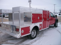 Fire and Brush Body Truck Bodies - GB 15