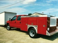 Rescue Body Aluminum Truck Bodies - RFB 18A