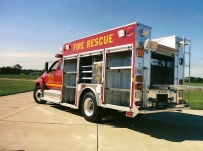 Rescue Body Aluminum Truck Bodies - RFB 8