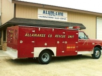 Rescue Body Aluminum Truck Bodies - RFB 30
