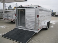 Showmaster Low Profile Small Livestock Trailers - BPLPSM 26A