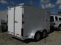 Bumper Pull Enclosed Cargo Trailers - BPDF 41