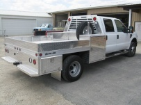 Contractor Component Truck Bodies - CP 40A