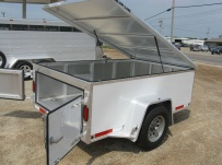 Camping Trailers Toy Haulers - CT 16B