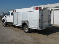 Rescue Body Aluminum Truck Bodies - RFB 37B