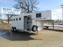 Gooseneck Horse Trailers - GNEH 23