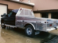 Popular Models Aluminum Truck Beds - TRB 19