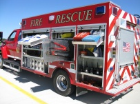 Rescue Body Aluminum Truck Bodies - RFB 72A