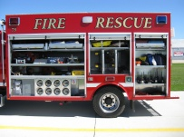 Rescue Body Aluminum Truck Bodies - RFB 72B