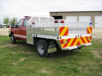Fire and Brush Body Truck Bodies - GB 37F
