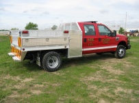Fire and Brush Body Truck Bodies - GB 37E