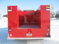 Rescue Body Aluminum Truck Bodies - RFB 65B