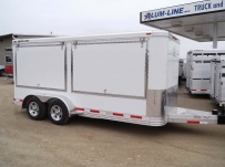 Bumper Pull Enclosed Cargo Trailers - BPDF 67