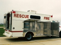 Rescue Body Aluminum Truck Bodies - RFB 20A