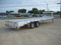 Gooseneck Heavy Equipment Flatbed Trailers - GNF 51