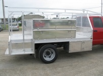 Contractor Component Truck Bodies - CP 45