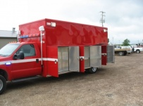 Rescue Body Aluminum Truck Bodies - RFB 36A