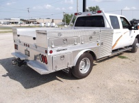 Contractor Component Truck Bodies - CP 88A