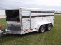 Showmaster Low Profile Small Livestock Trailers - BPLPSM 38