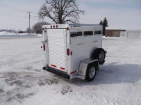 Showmaster Low Profile Small Livestock Trailers - BPLPSM 39A
