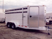 Bumper Pull Horse Trailers - BPSC 8