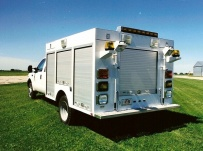 Rescue Body Aluminum Truck Bodies - RFB 31B