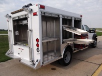Rescue Body Aluminum Truck Bodies - RFB 80