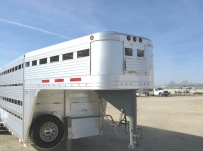Commercial Double Deck Livestock Trailers - GNDD 33B