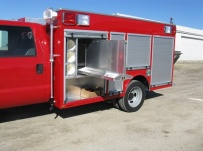 Rescue Body Aluminum Truck Bodies - RFB 46