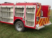 Rescue Body Aluminum Truck Bodies - RFB 81B