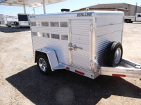 Dual Line Small Livestock Trailers - DL 19