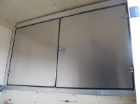 Gooseneck Enclosed Cargo Trailers - GNDF 36