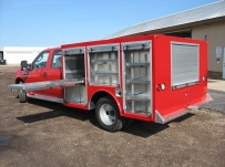 Rescue Body Aluminum Truck Bodies - RFB 35B