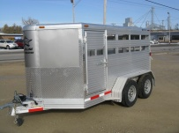 Showmaster Low Profile Small Livestock Trailers - BPLPSM 36