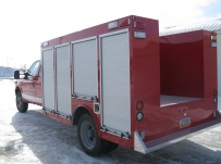 Rescue Body Aluminum Truck Bodies - RFB 64