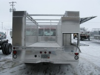 Contractor Component Truck Bodies - CP 84