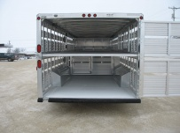 Commercial Double Deck Livestock Trailers - GNDD 38