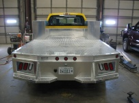Popular Models Aluminum Truck Beds - TRB 197