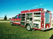 Rescue Body Aluminum Truck Bodies - RFB 4